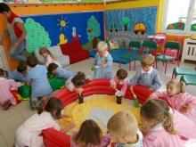 Prime esperienze alla scuola dell'infanzia